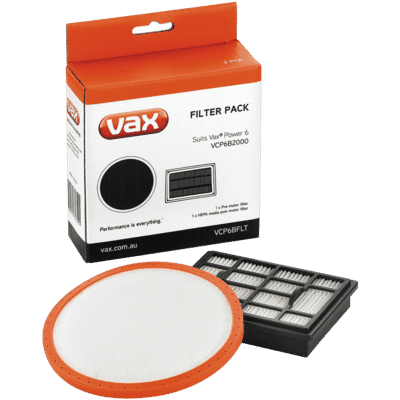 Filter Pack 2 pc for VCP6B2000
